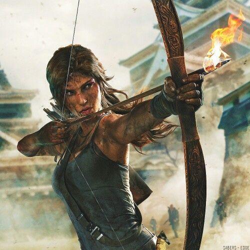Lara Croft Shadow Of The Tomb Raider Full Hd Wallpaper: Tomb Raider Lara Croft This Remake I Might Actually Play