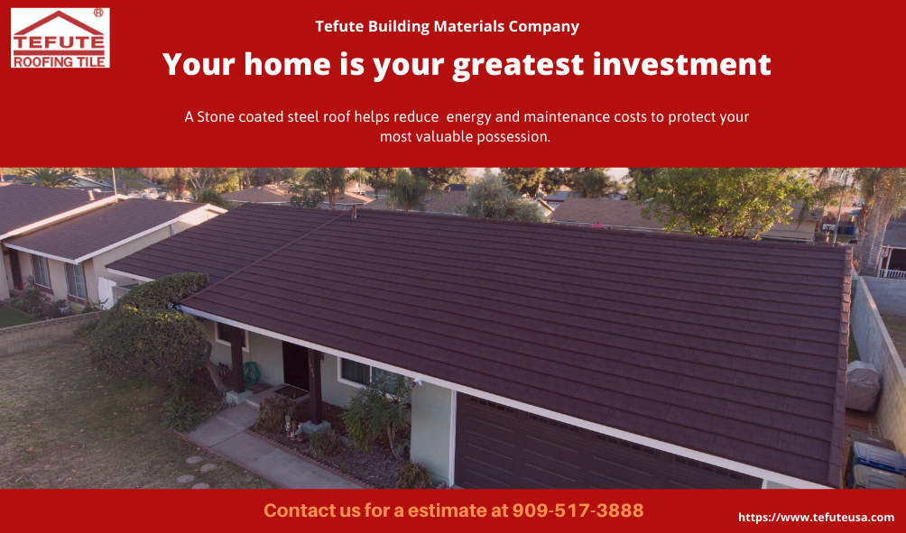 Your Home Is Your Greatest Investment Building Materials Building Steel Roofing