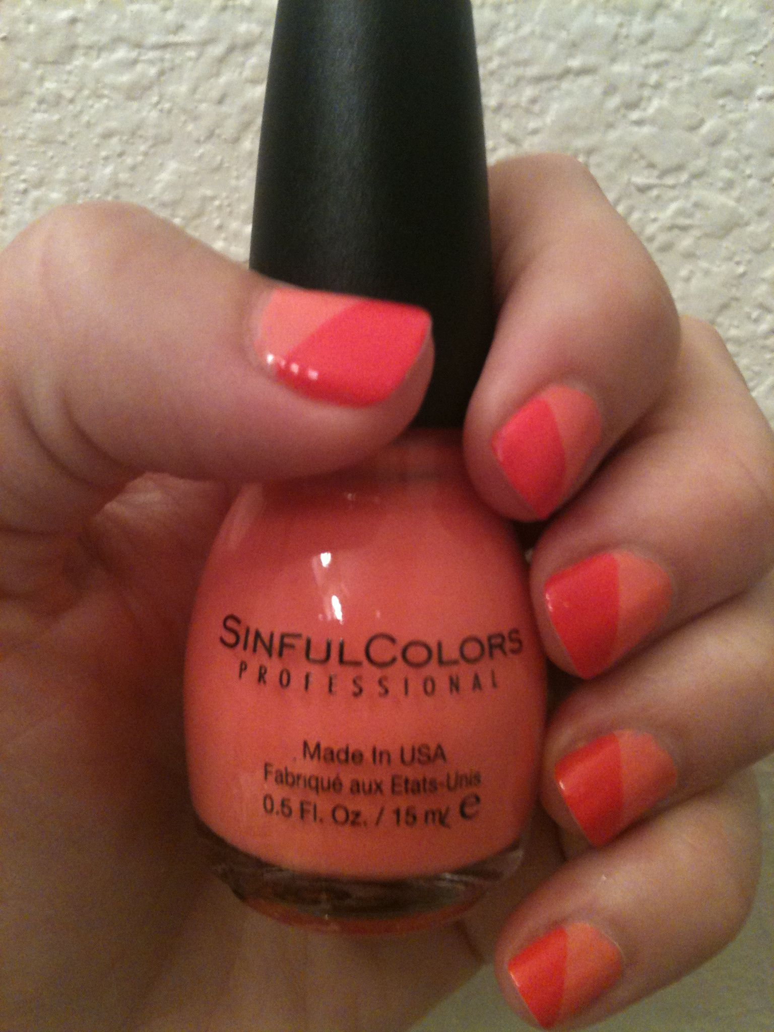 Sinful Colors nail polish-- toluene, formaldehyde, & DBP free. This ...