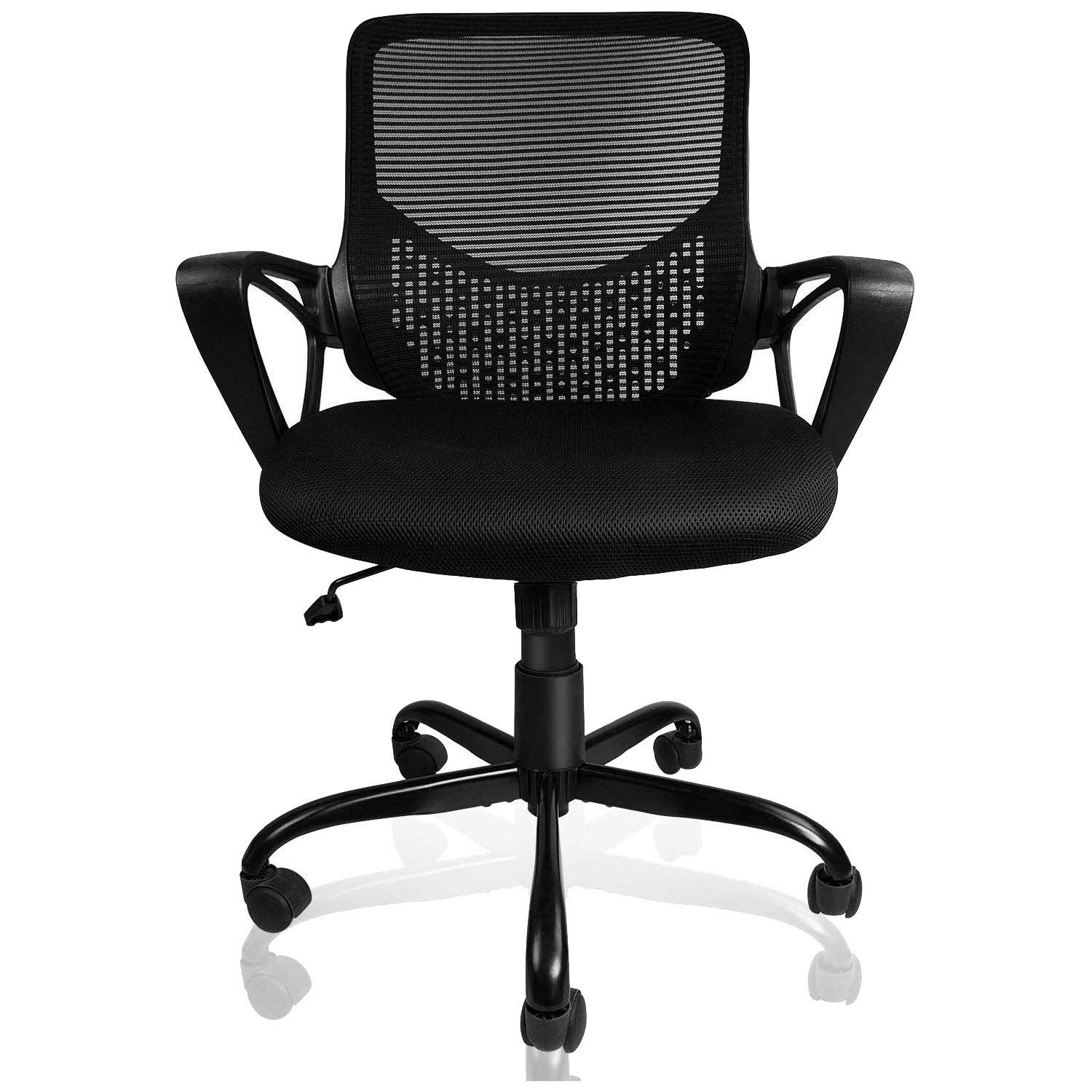 SmugOffice Office Chair, Computer Desk Chairs for