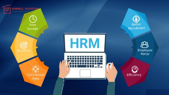 HR Management Software Hr management, Human resource