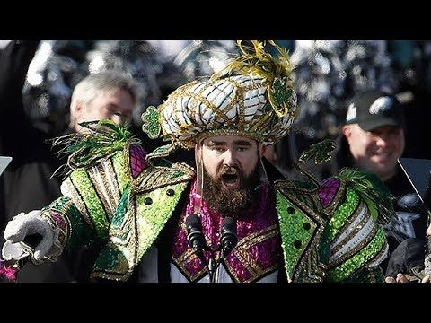 637b6993d8ca68 (13) Jason Kelce's Epic Speech (Uncensored) at Eagles Super Bowl Parade -  YouTube