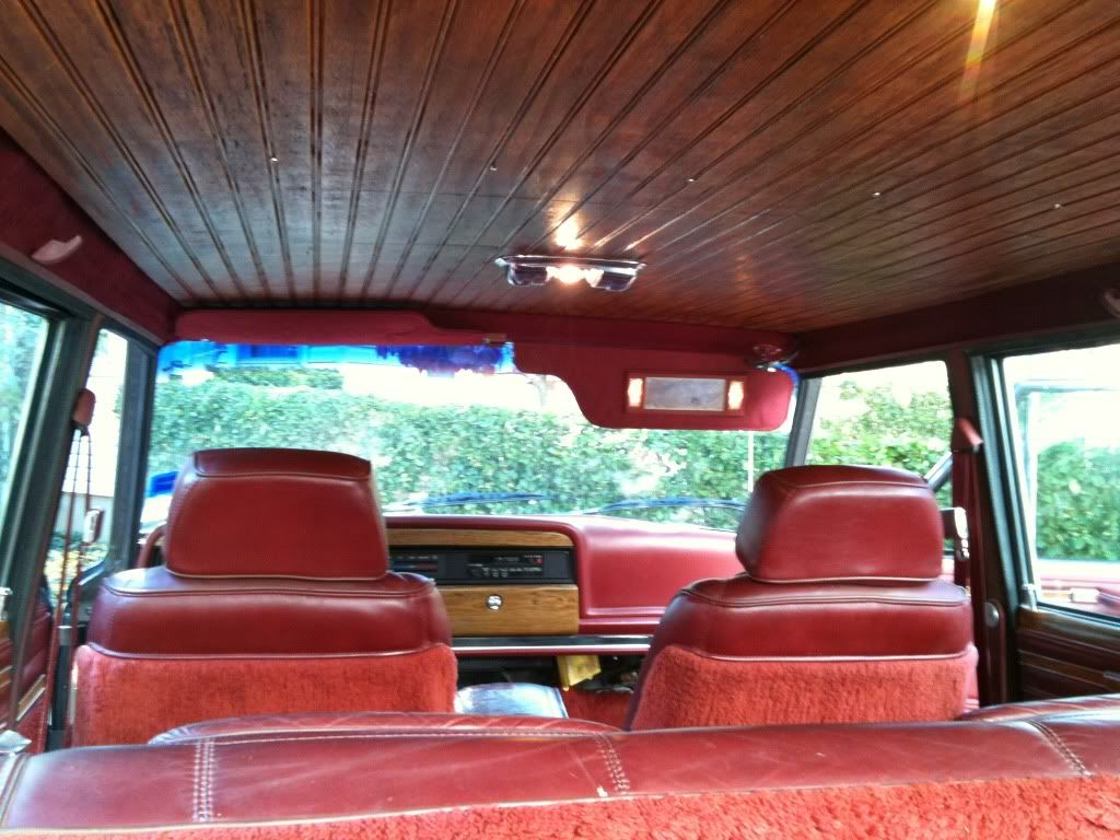 Wood On The Inside International Full Size Jeep Association