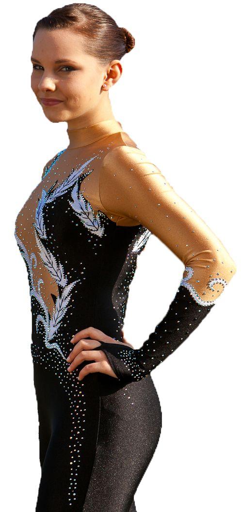 Cool Website about Vaulting Dresses >> voltigieranzuege --> www ...