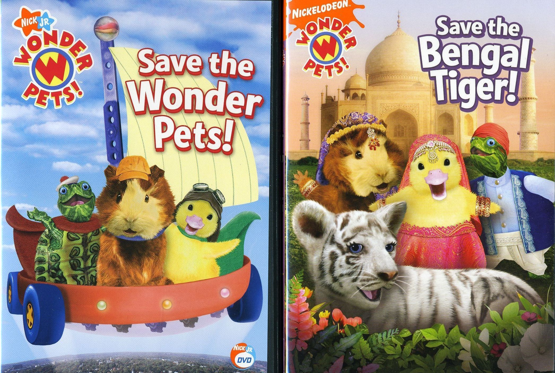 Wonder Pets Wonder Pets Pets Bengal Tiger