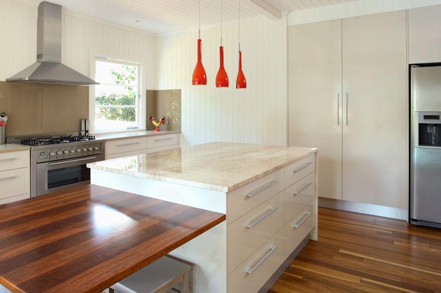 Marble Timber Kitchen Benchtops Kitchen Benchtops Timber Kitchen Kitchen Design Open