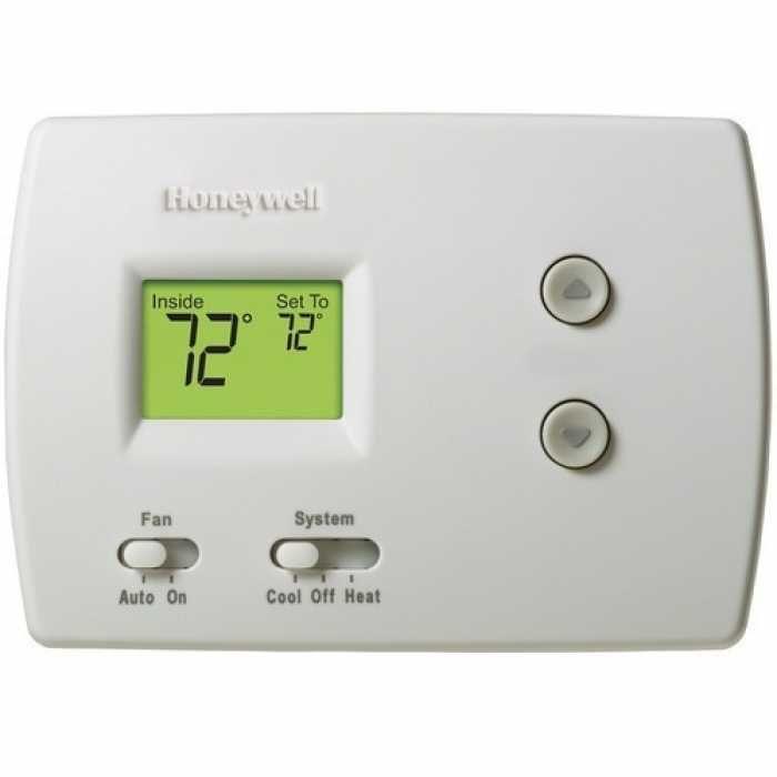 Honeywell TH3210D1004 PRO 3000 Series Non Programmable