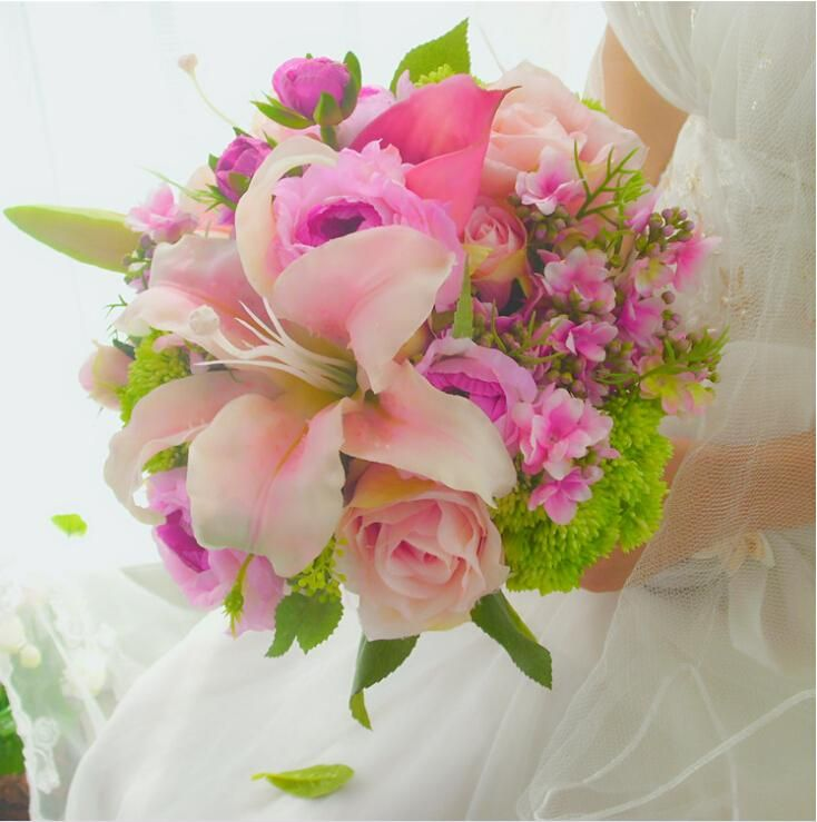 Wedding Flowers Cheap Online: Wholesale Cheap Flowers,Petals & Garlands Online, Silk