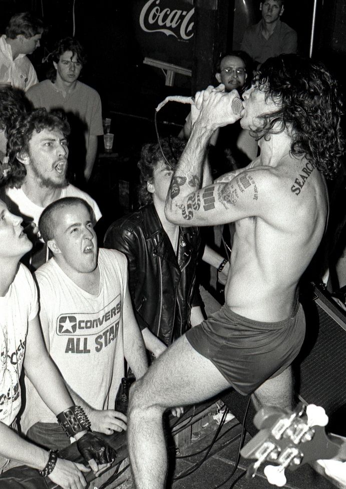 Pin by Ham Gravy on ROCK + ROLL | New wave music, Henry rollins, Black flag