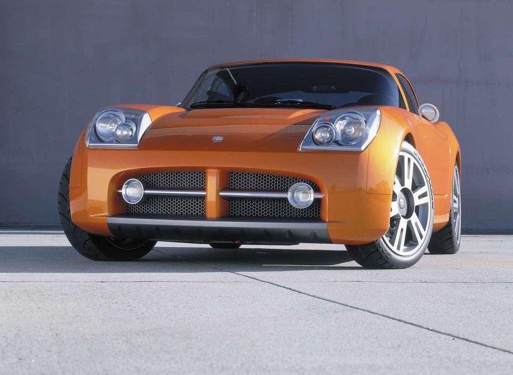 Dodge-Razor Concept 2002... Para mas informacion http://Mofler.com