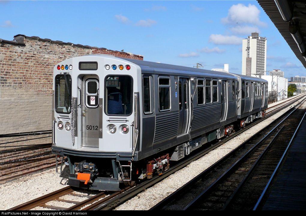 Net Photo CTA 50125011 Chicago Transit Authority