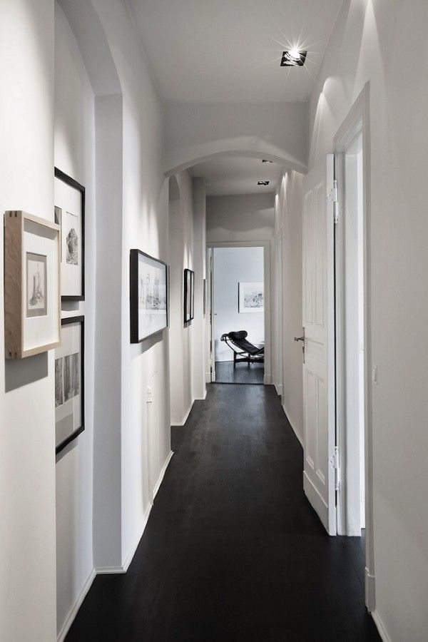 De l\u0027Art contemporain dans son intérieur Walls, Timber flooring