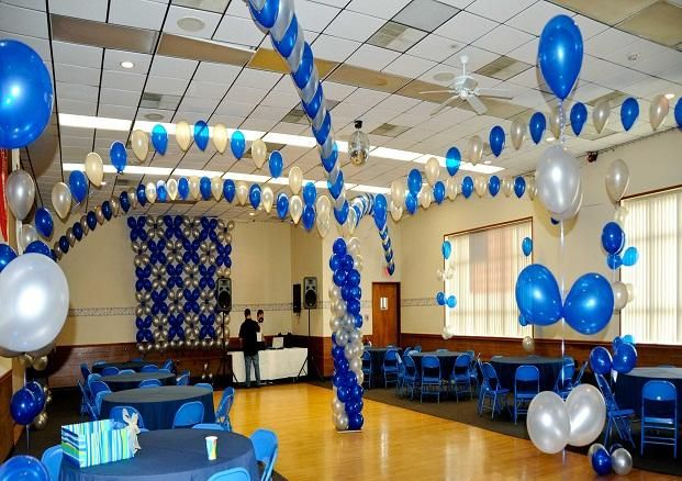 Balloon decoration ideas party decorating ideas for Balloon decoration in pune