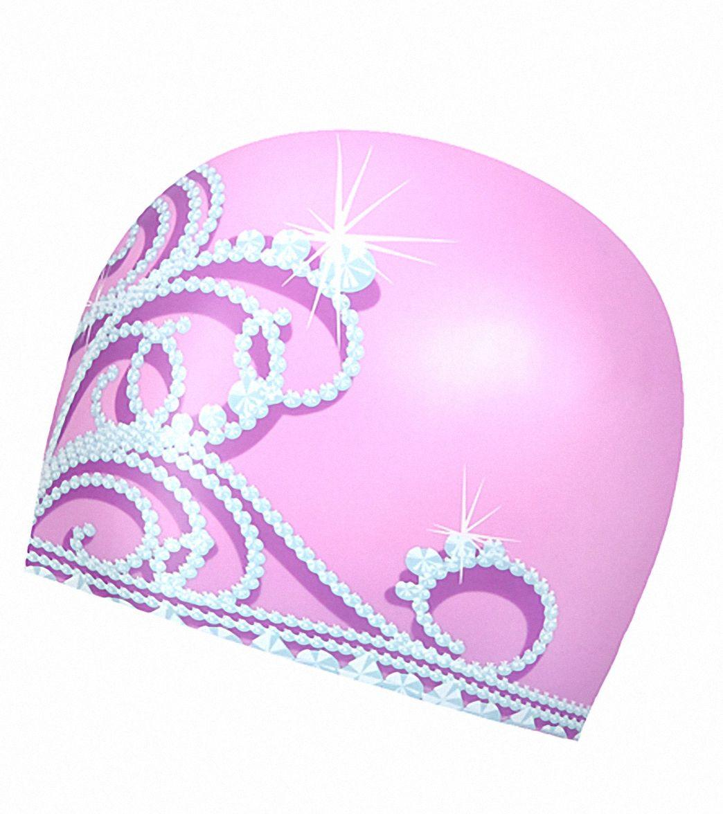Princess Swim Cap