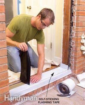 How To Replace An Exterior Door Homerenovationtips Home