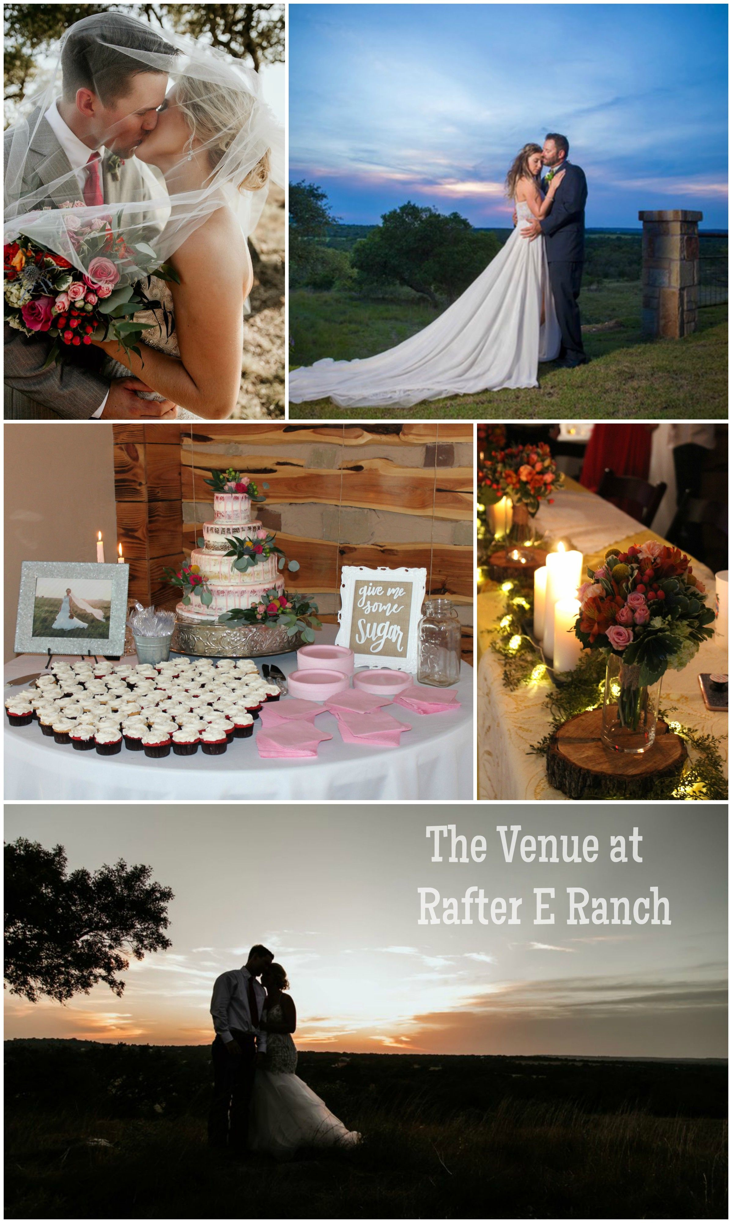 The Venue at Rafter E Ranch Weddings Hill Country Wedding