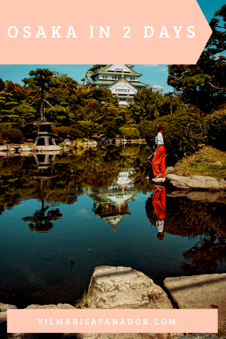 ¿Qué hacer en Osaka, Japón? #osaka #japan #travelblogger #iamtb #japon #traveltips #travelphotography #traveldestinations #travelhacks