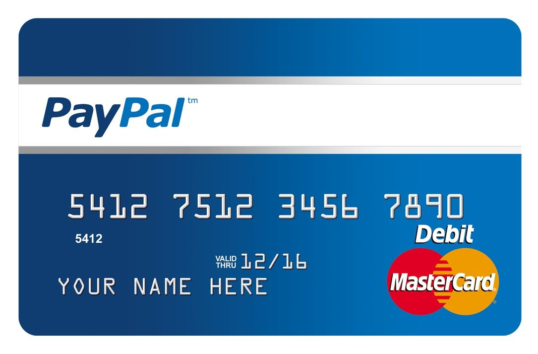 Visa Karte Prepaid.The Paypal Prepaid Mastercard Now Available At A 7 Eleven Near You