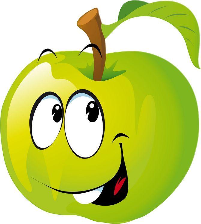 Веселые фрукты и овощи картинки для детей: 9 тыс ...