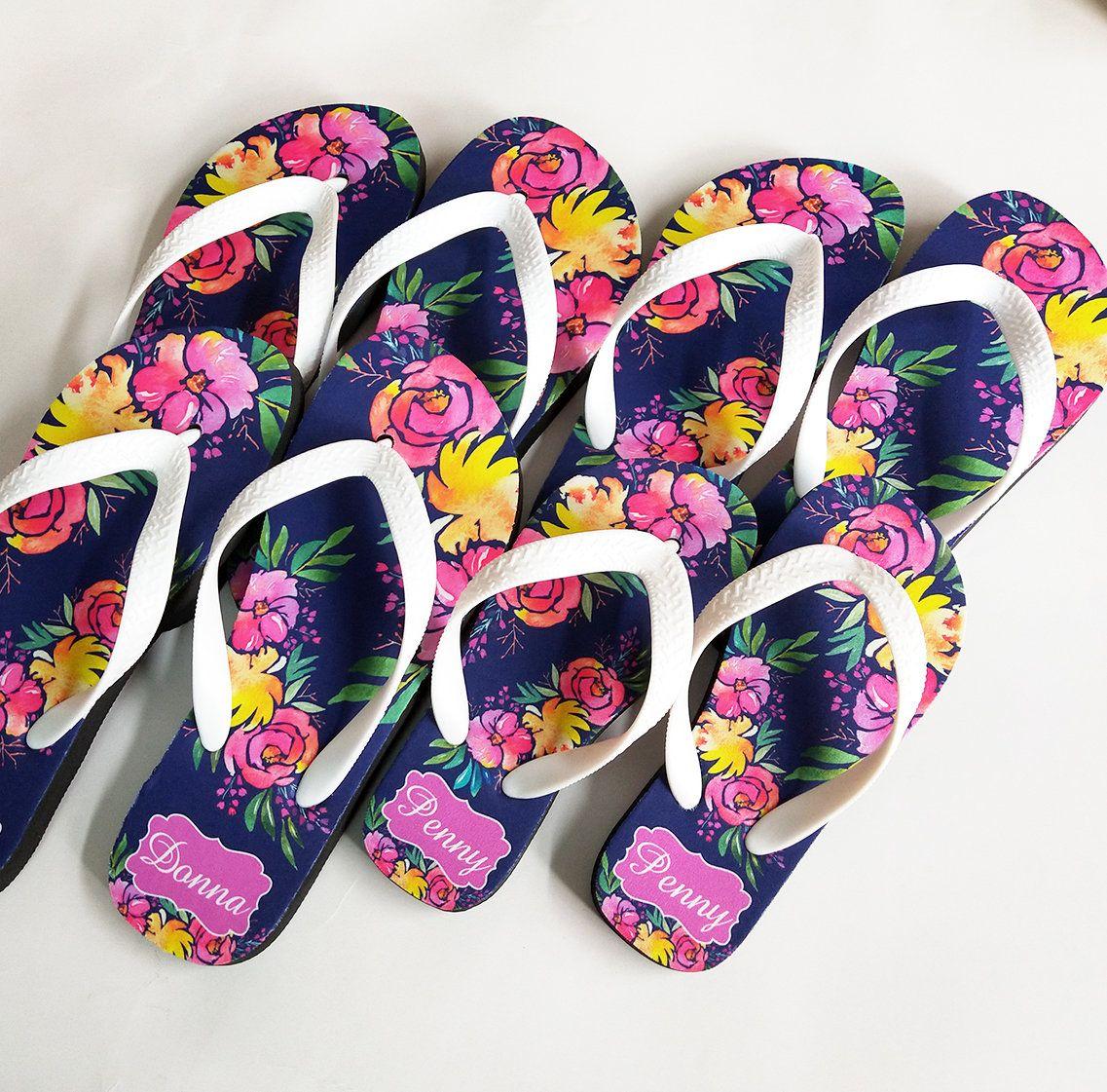 c7af3658bf924 bridesmaid flip flops