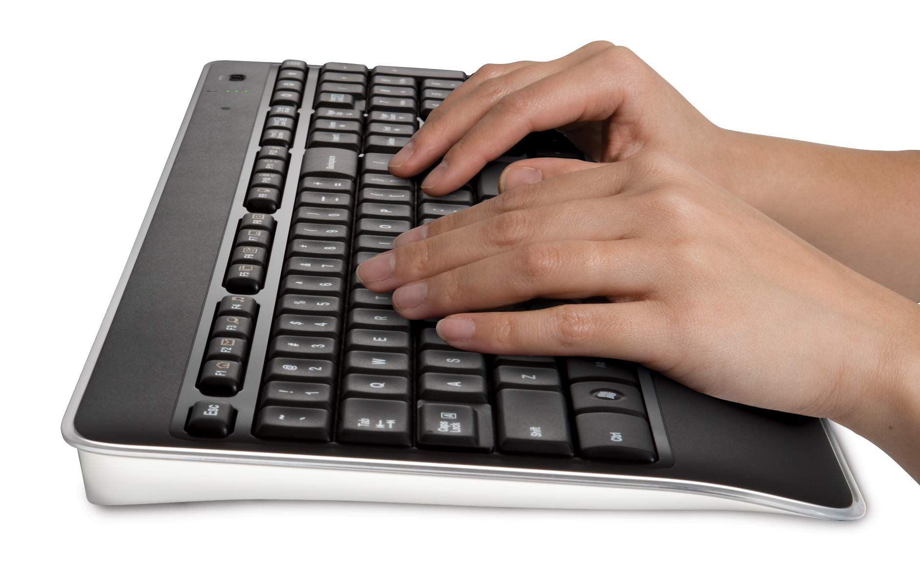 d6af9ddf950 Logitech K800 Wireless Illuminated Keyboard - Backlit Keyboard,  Fast-Charging, Dropout-Free 2.4GHz Connection,#Illuminated, #Keyboard, # Backlit, #Logitech
