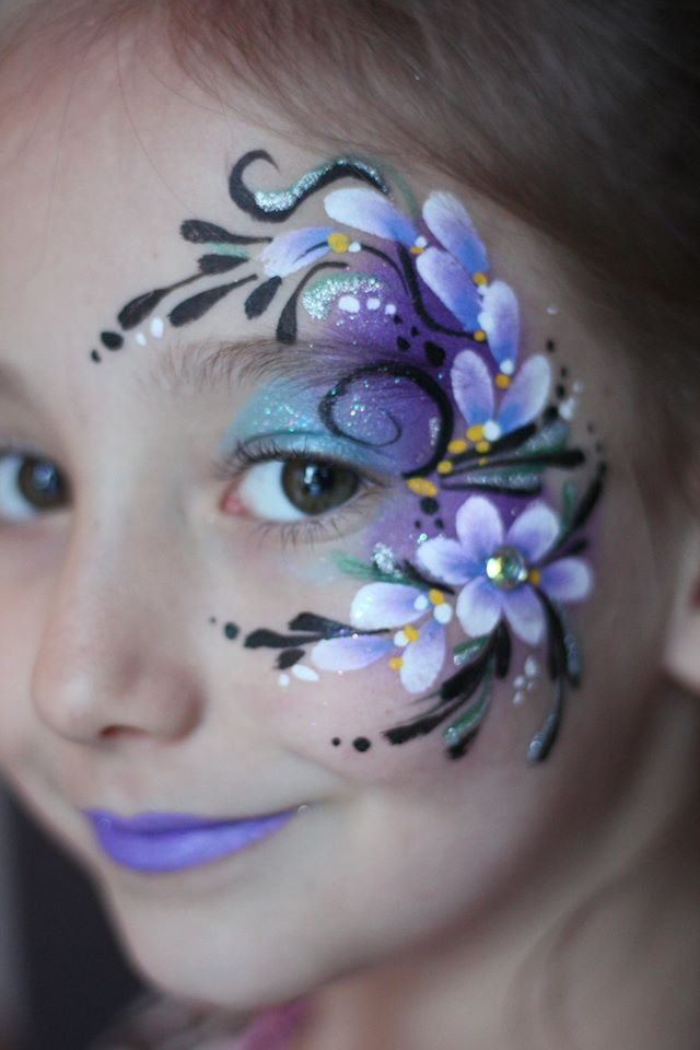 Nadine S Dreams Face Painting Photo Gallery Face Paint