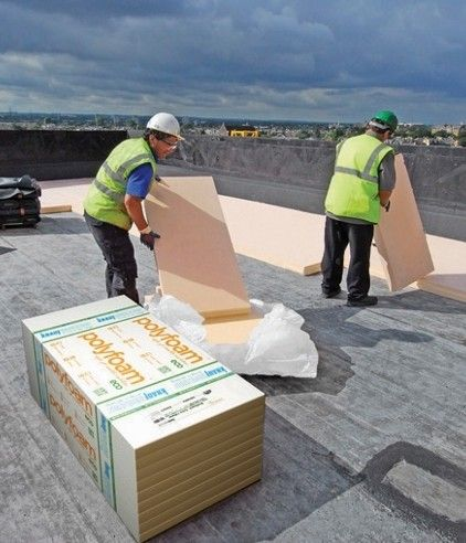 Knauf Insulation Has It Covered At Roofex Insulation Roofing Cover