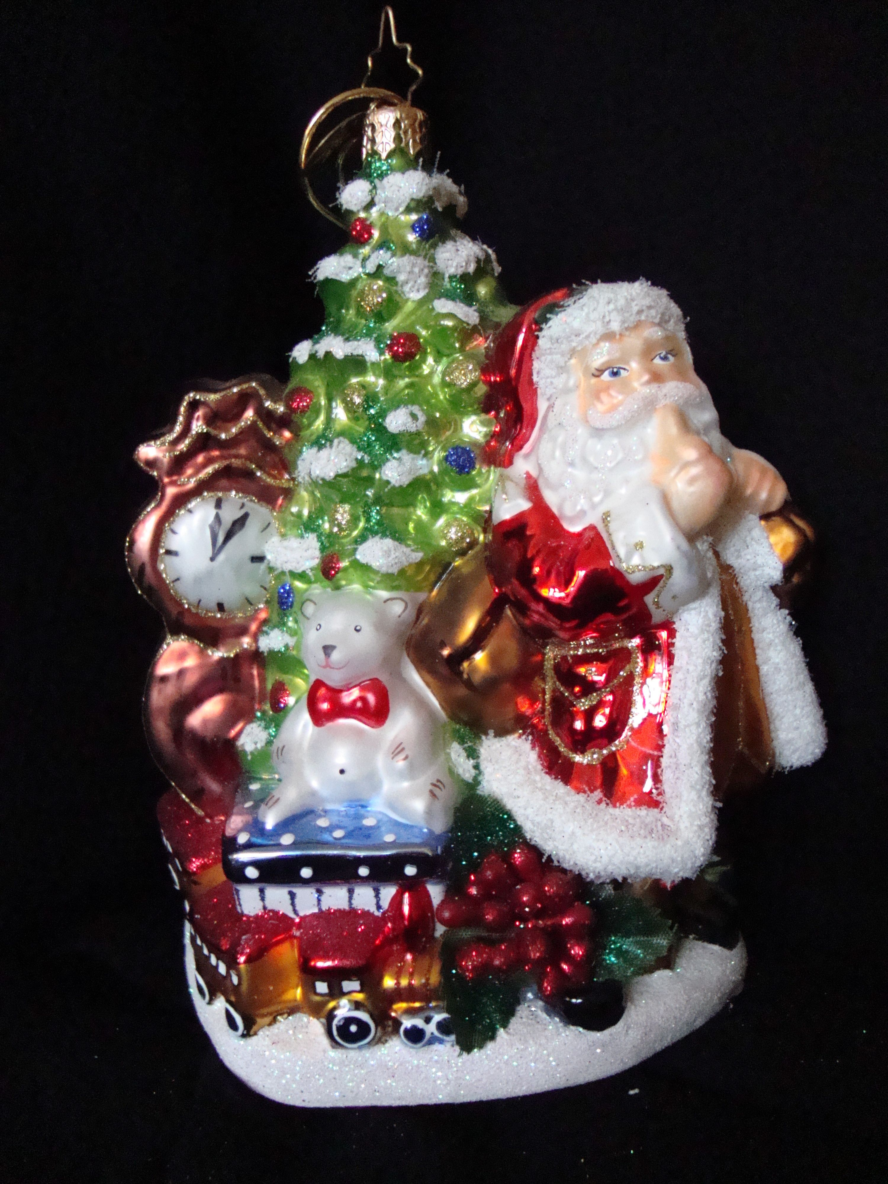 I Love And Collect Christopher Radko Ornaments Traditional Christmas Decorations Vintage Christmas Ornaments Glass Christmas Ornaments