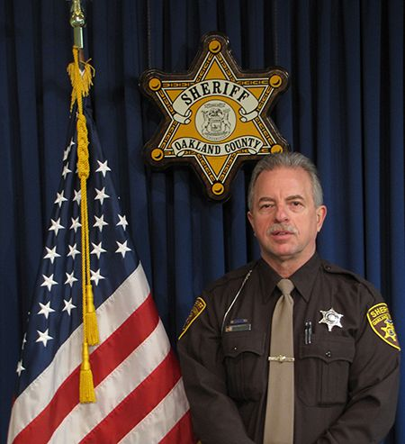 Oakland County Sheriff's Deputy named National Rifle Association of