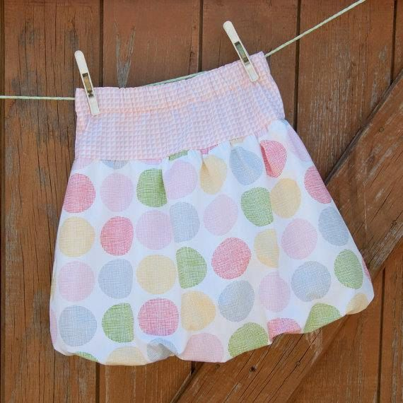 New Release SALE 24 hours only - Bubble Skirt Pdf Pattern, Pdf skirt ...