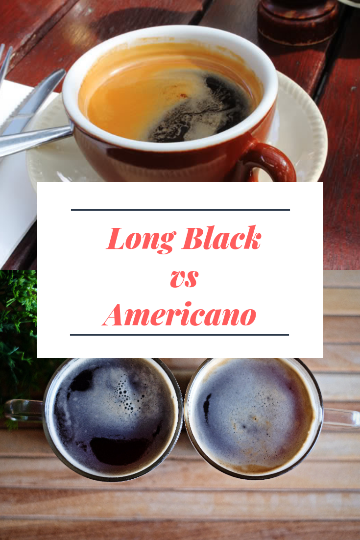 What is an Americano? Difference With Drip Coffee