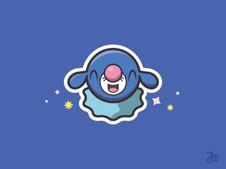 Popplio Wallpaper Pokémon Pokémon Anime Nintendo