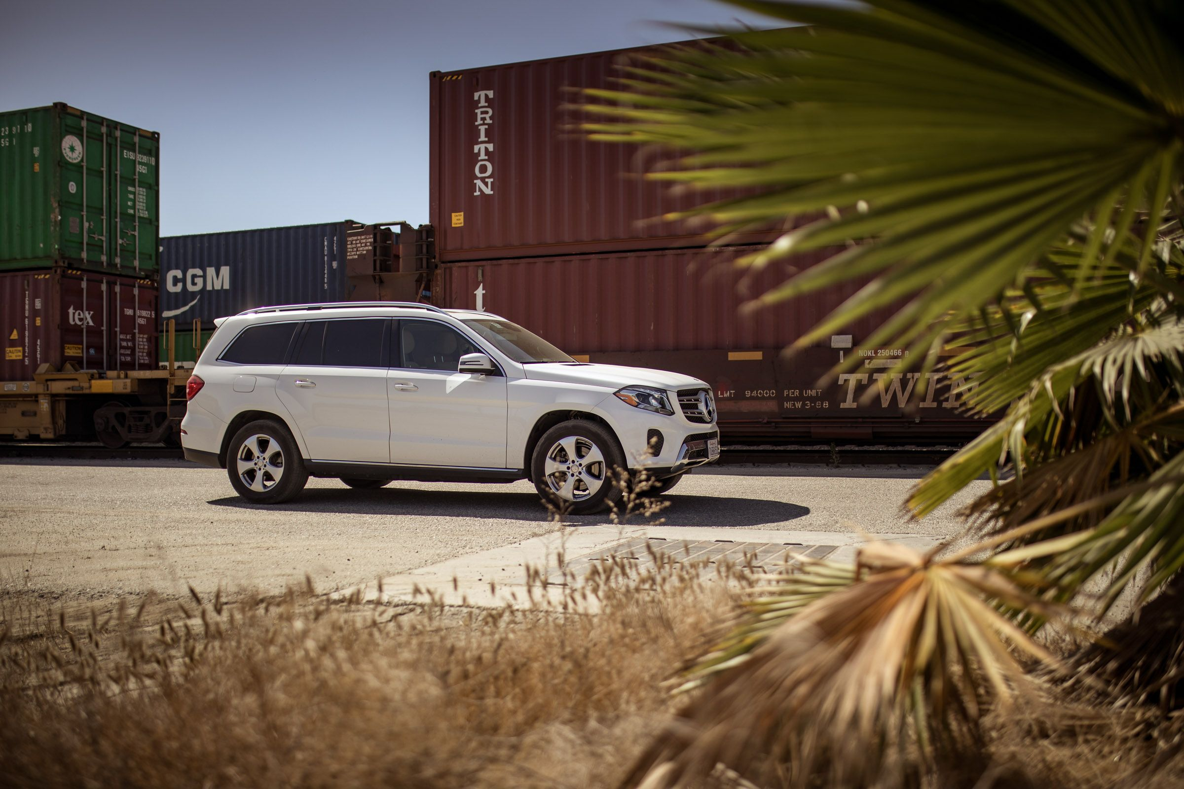 The new Mercedes-Benz GLS: the S-Class among SUVs  | GLS
