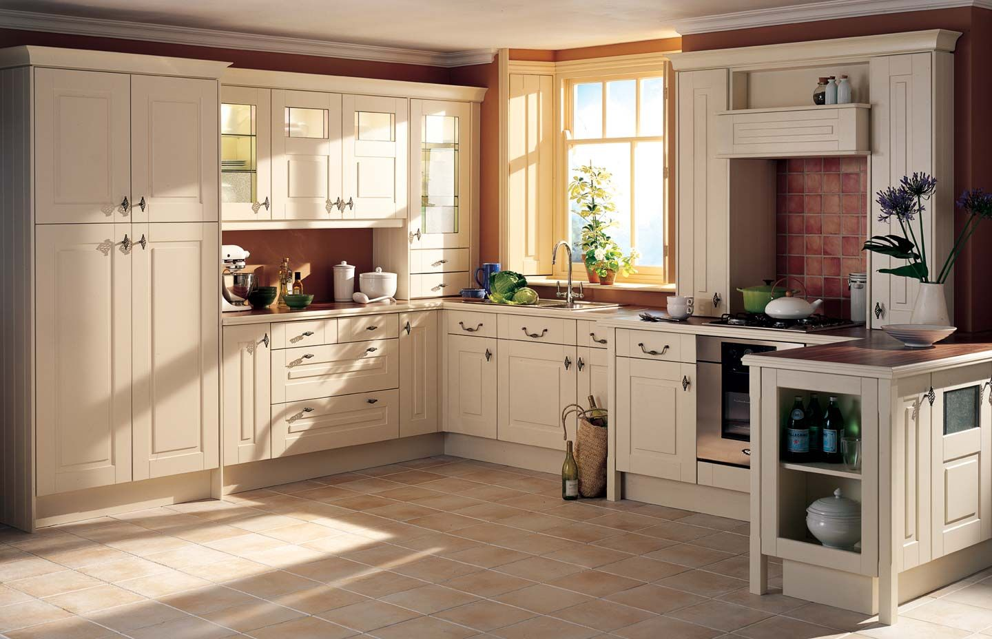 Country Kitchen Designs With Islands  My Style  Pinterest Fair Kitchen Styles Designs Design Ideas