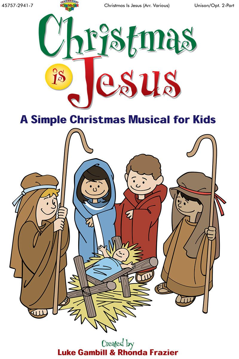 Brentwood Kids : Christmas Is Jesus   KCS 2017   Pinterest   Choir ...