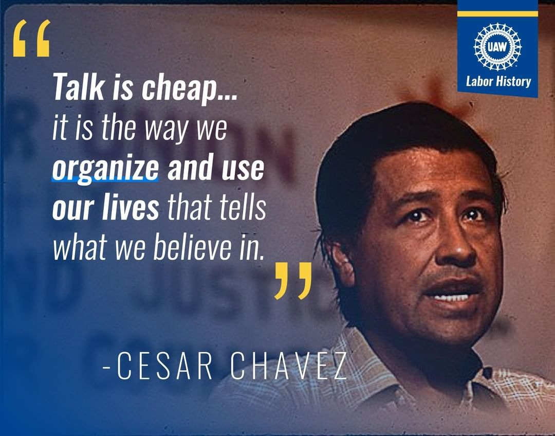 March 31st Is Cesar Chavez S Birthday Known For His