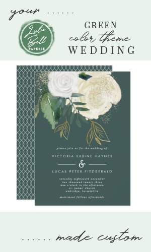 Romantic Sage Gold Wedding Invitation Zazzle Com In 2021 Emerald Green Wedding Theme Green Themed Wedding Gold Wedding Invitations