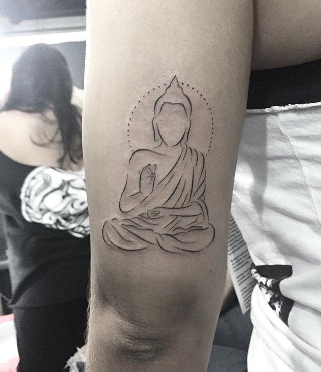 Pin By Jennifer Mendoza On Tattoo Buddha Tattoos Zen Tattoo