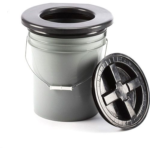 Restop 2 Commode Portable Camping Toilet