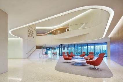23+ Super ideas medical office lobby design blogs #medical #design