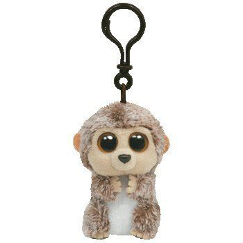 87a4d6b43ff TY Beanie Boos - SPIKE the Mole ( Plastic Key Clip ) by Ty