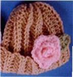 Carewear ~Crocheting #premiebabyhats