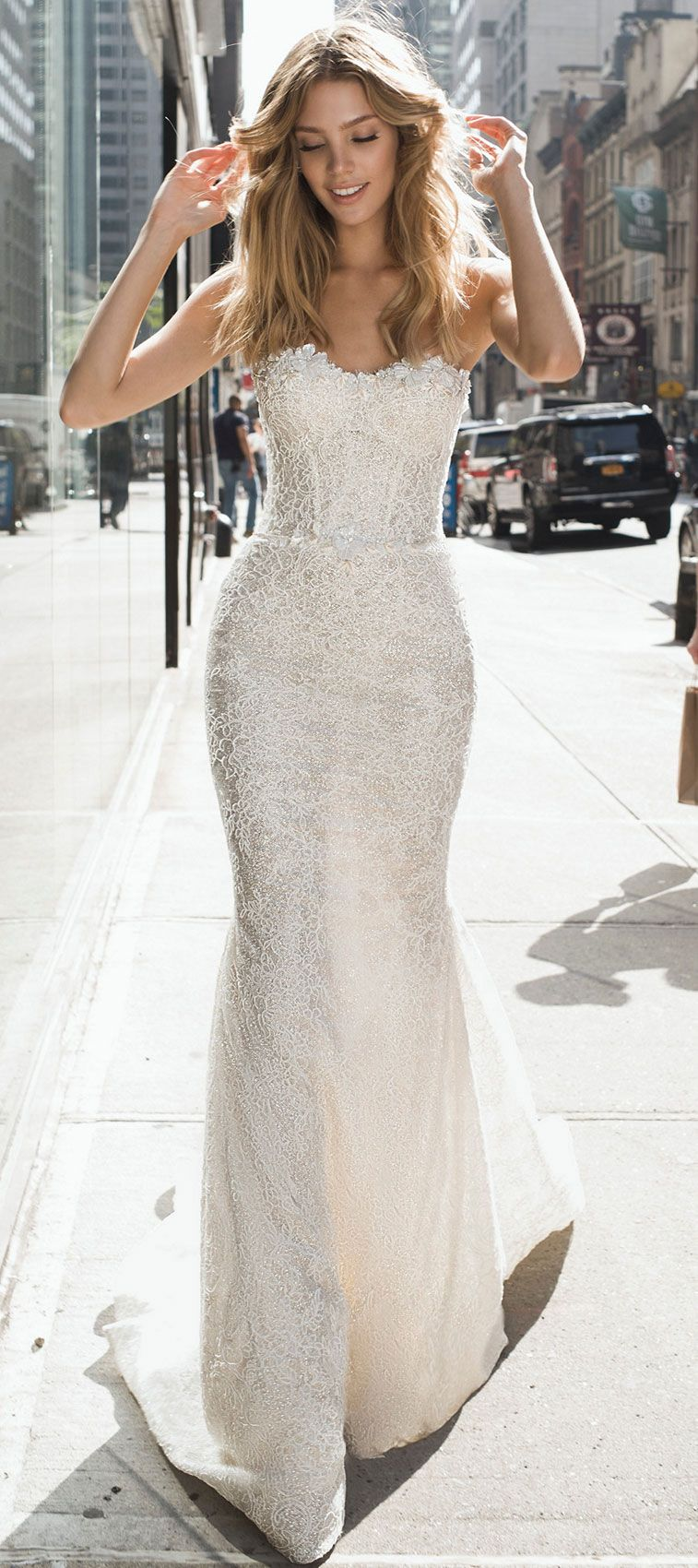 Seductive Wedding Dress Inspiration
