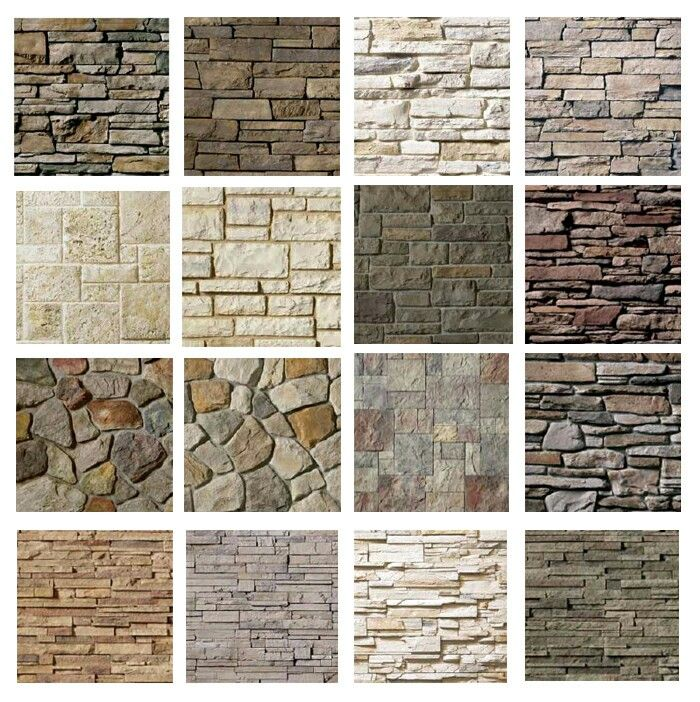 Cultured stone cladding dream home pinterest stone cladding brick Types of stone for home exterior