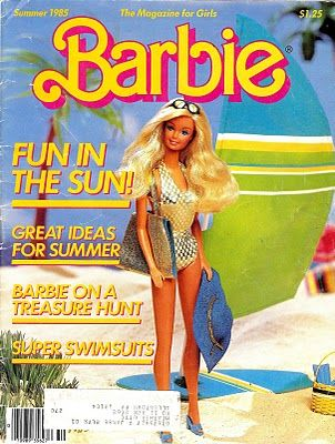 Remember Barbie Magazine?
