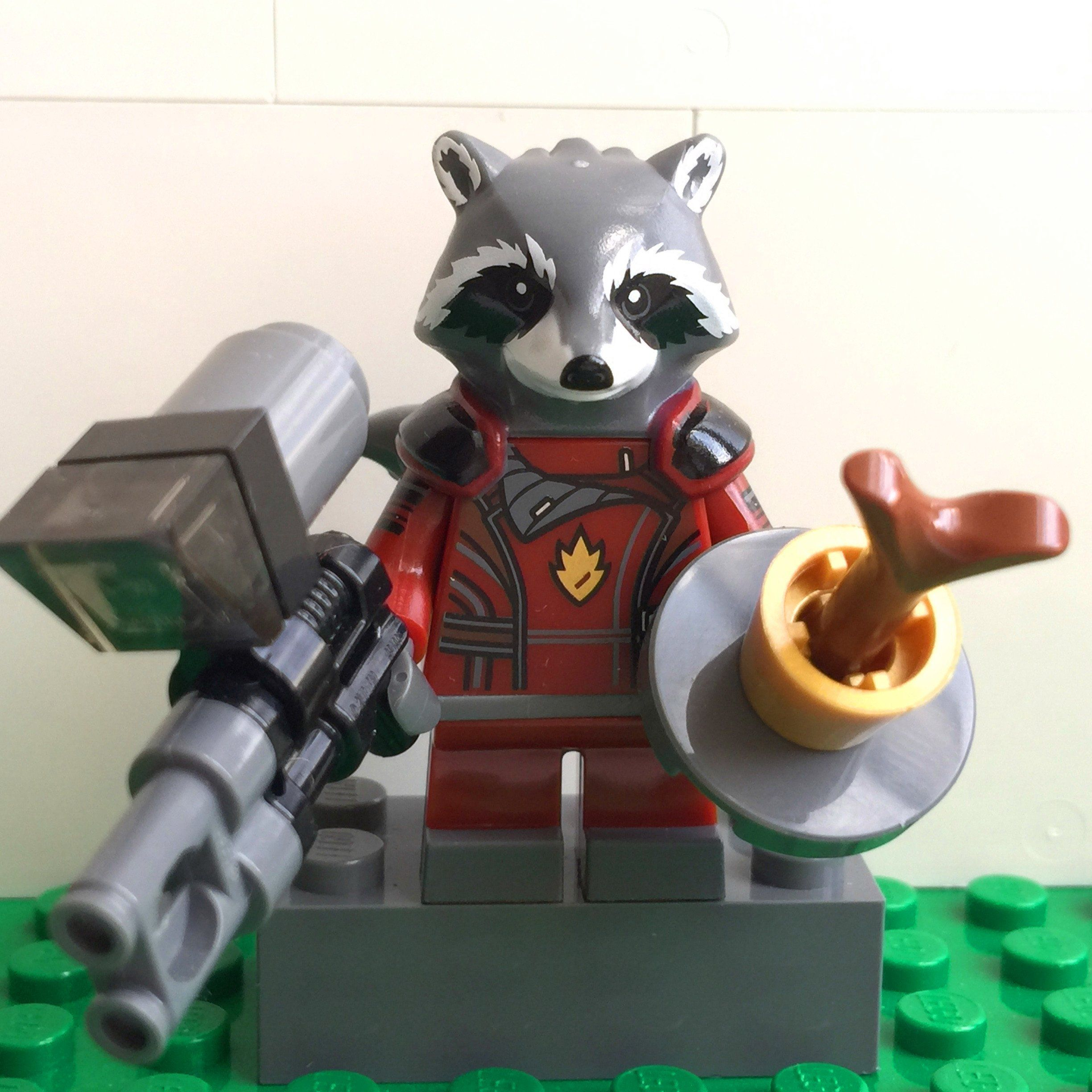 Lego, Guardians of the Galaxy, Exclusive