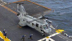USMC CH-46 - Boeing Vertol CH-46 Sea Knight - Wikipedia, la enciclopedia libre