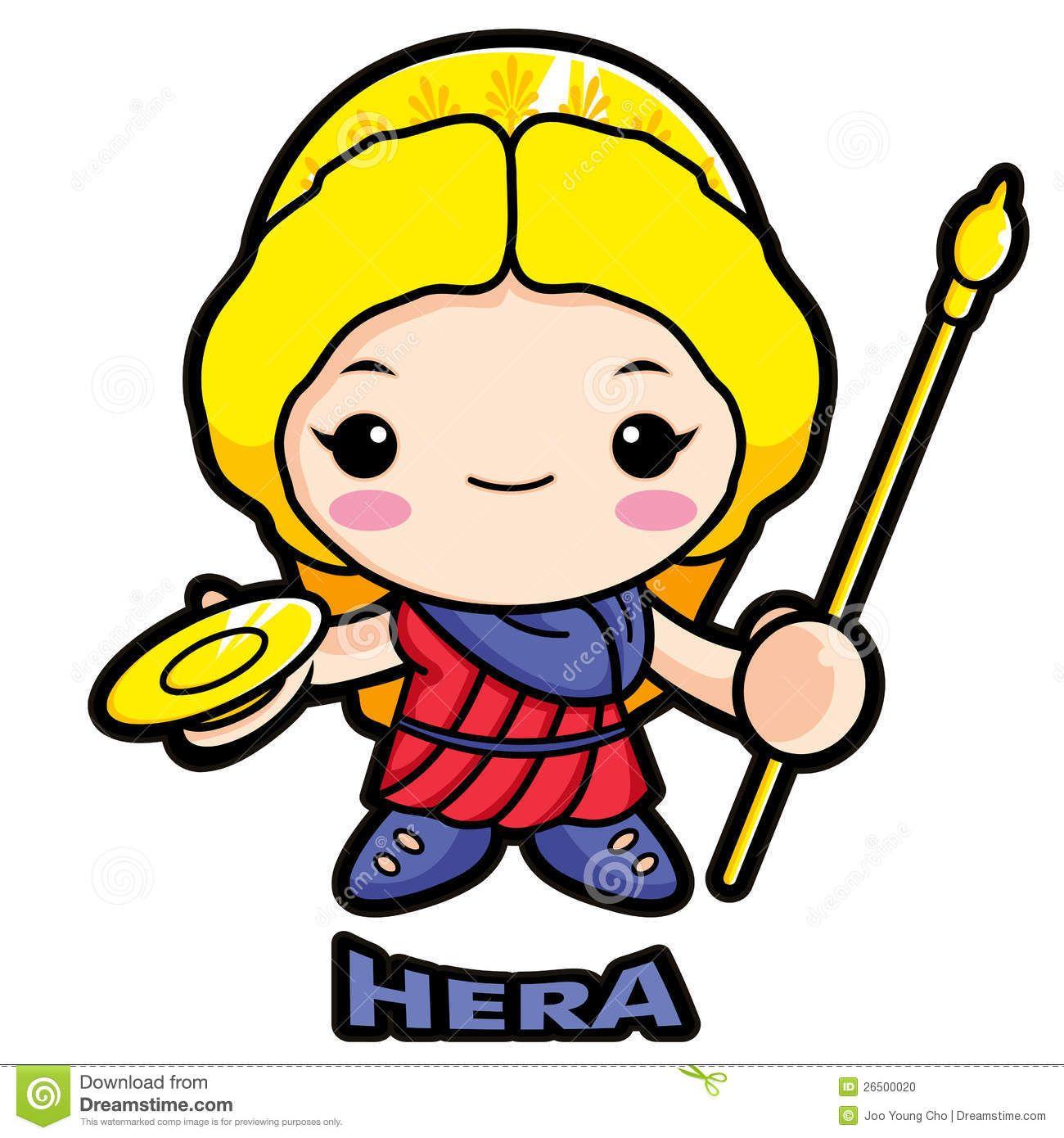 Hera Is Zowel De Zus Als Vrouw Van Zeus Koningin Olympische GodenCalliope