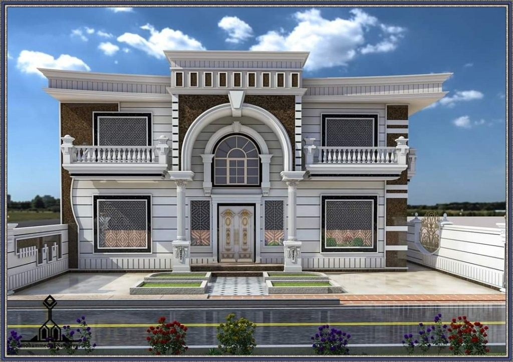 Top 60 Awesome House Design Ideas To See More Visit In 2020 Bungalow House Design Duplex House Design House Architecture Design