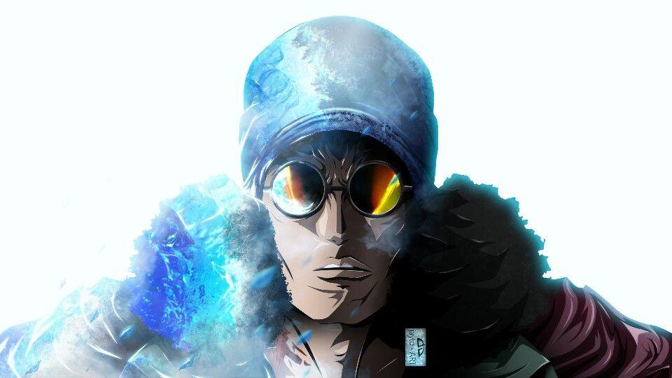Aokiji/Kuzan [One Piece] Deviantart